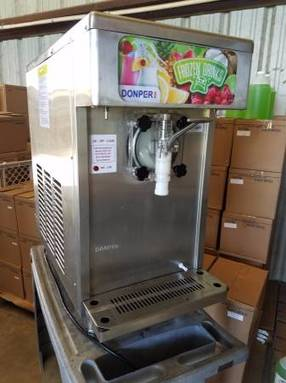 COMMERCIAL MARGARITA MACHINE COMPARES TO THE GRINDMASTER 3311